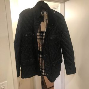 NWT authentic $695 Burberry Jacket US L/XL
